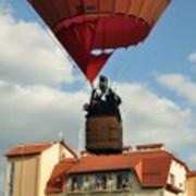 Полет на воздушном шаре над живописными просторами Западной Украины лучший подарок на День Рождения фото