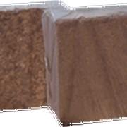 Кокосовый брикет Медиум 5 кг (без упаковки) фото