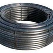 Труба для холодного водоснабжения ПНД ПЭ80 SDR11 20*2 бухта 100м фото