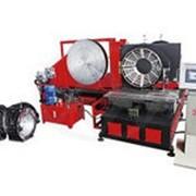 Цеховая сварочная машина для производства тройников и отводов SHENGDA SHG630 фото
