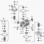 Четырехконтурный защитный клапан (53205-3515400-10, 53215-3515400) фото