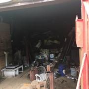 Демонтируем и вывезем промышленный металлолом. фото