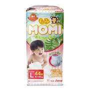 Японские детские одноразовые подгузники MOMI фото