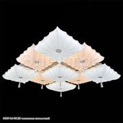 Светодиодная люстра 00007-0.3-09LED светильник потолочный фото