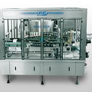 Автомат для нанесения этикетки на холодном клее фото