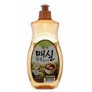 CJ LION Для мытья посуды, овощей и фруктов Charmgreen Japanese Apricot, 480 ml фото