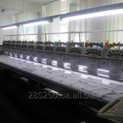 Вышивальная машина ZSK (12 голов - 11 игл) фото