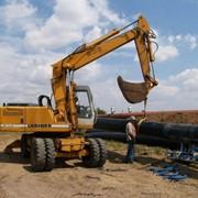 Строительство и монтаж трубопроводов Одесса Украина фото