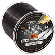 Леска мононить Mikado NIHONTO CARP 0,30 (300 м) - 10.90 кг. фото