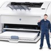 Ремонт струйных принтеров и МФУ Canon, Epson, HP фото