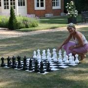Шахматы уличные КШ-16 фото