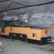 Ремонт капитальный Электровоз КР-14 (К-10) фото