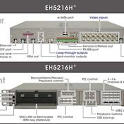 Видеорегистраторы, гибридный видеорегистратор EH5216H+ фото
