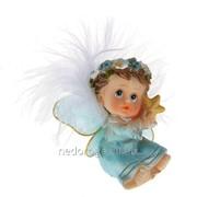 """Сувенир """"Ангел с пушистыми крыльями-малыш"""" 537241 фото"""