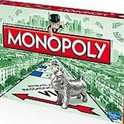 Настольная игра: Монополия (классическая версия), арт.00009H фото