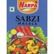 "Приправа для овощей NARPA ""Sabzi Masala"", 50 г фото"