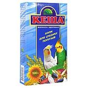Корм КЕША для средних попугаев 500г фото