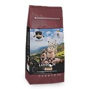 Развес Landor 10кг Сухой корм для взрослых кошек с избыточным весом и стерилизованных Кролик и рис фото