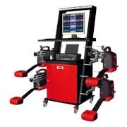 Компьютерный диагностический стенд КДС-5К Т для регулировки углов установки управляемых колёс грузовых автомобилей и автобусов фото