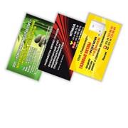 Визитные карточки 4+4, 1008 шт. фото