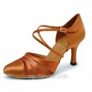 Обувь женская для танцев стандарт модель Беллона фото