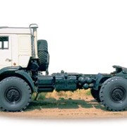 КамАЗ 44108 (полноприводный тягач КамАЗ 44108. Спецтехника на базе шасси КАМАЗ.) фото