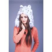 Меховая шапка ушанка с ушками 9 фото