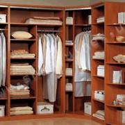 Шкафы гардеробные 1 фото