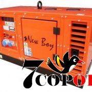 Дизельный генератор EuroPower EPS 40 TDE ASSS Kubota V330 Turbo фото