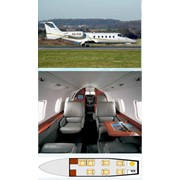 Аренда воздушного судна Learjet 60 фото