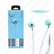 Вставные наушники с запахом парфюма LC.ccy C-61 Blue (Синий) фото