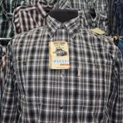 Рубашка westexas F5035H фото