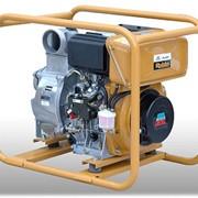 Мотопомпа дизельная для чистой воды PTD306 фото