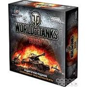 Настольная игра «World of Tanks Rush» подарочное издание, арт. 1573 фото