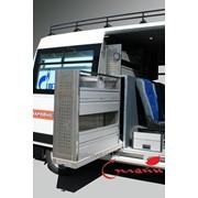 Автомобили-фургоны для перевозки аварийных бригад Мастерские аварийно - ремонтные, любой сложности фото