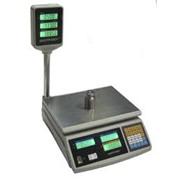 Торговые электронные весы F902H-15EC фото