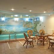 Бассейн в гостинице фото