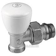 Ручной угловой клапан Giacomini R25х033 1/2X16 R25TG фото