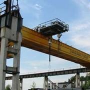 Мостовые краны фото