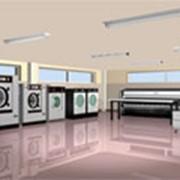 Основная концепция для систем промышленных прачечных Permak фото