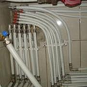 Металлопластиковые трубы фото
