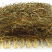 Трава морская на подстежке из джута фото