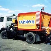 Машина дорожно - ремонтная Тайфун фото