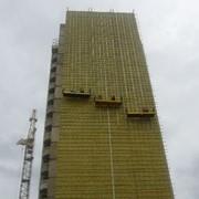 Шеф-монтаж навесных вентилируемых фасадов. фото