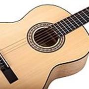 Классическая гитара Strunal 301-OP с чехлом фото