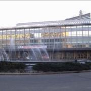 Системы отопления дворцов спорта, Киев, Украина.. фото