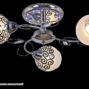Sneha 459/3 CR светильник потолочный фото