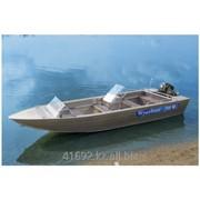 Алюминиевый катер Wyatboat-700 фото