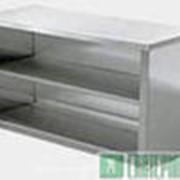 Изготовление столов из нержавеющей стали для пищеблоков фото