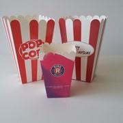 Стаканы для попкорна квадратные, 0,5 л ,1л, 2л фото